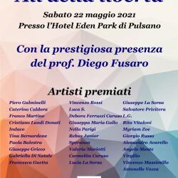Locandina Premio ali della libertà - Marina di Pulsano ( T a) maggio 2021 - Copia